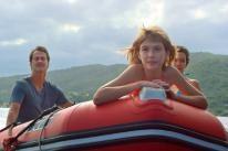 Scene from the foreign film Little Secret, Brazil