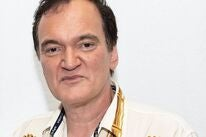 Write, director, producer Quentin Tarantino, Golden Globe winner