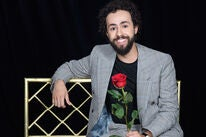 Actor and writer Ramy Youssef, Golden Gobe winner