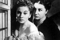 Joan Fontaine in a scene from Alfred Hitchcock's film Rebecca