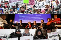 2018 Sundance: Respect Rally, Sundance Brunch and Women's March