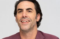 Actor and comedian Sacha Baron Cohen, Golden Globe winner
