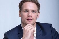 Actor Sam Heughan