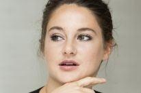 Actress Shailene Woodley