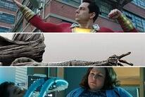 "Scenes from ""Shazam!"", ""The Curse of La Llorona"", ""Breakthrough"""