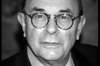 Director and producer Stanley Donen
