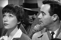"""A scene from """"The Apartment"""", 1960"""