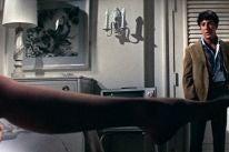 Dustin Hoffman in a scene from The Graduate