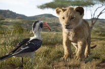 """Scene from """"The Lion King"""""""