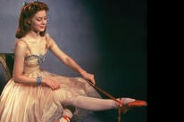 """Norma Shearer in """"The Red Shoes"""" (1948)"""