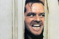 "Jack Nicholson in ""The Shining"" (1980)"