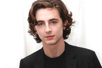 Actor Timothée Chalamet