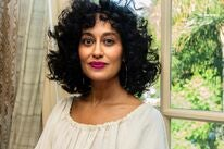 Actress Tracee Ellis Ross, Golden Globe winner