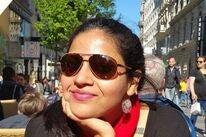 Writer Utkarshini Vashishtha