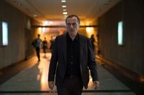 Actor Merab Ninidze in a scene from the series McMafia