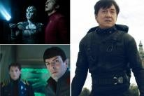 Scenes from Star Trek Beyond and Skiptrace