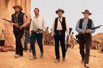 """A scene from """"The Wild Bunch"""" (1969)"""