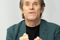 Actor willem_dafoe, Golden Globe nominee