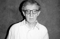 Filmmaker Woody Allen, Golden Globe winner and Cecil B. deMille recipient