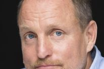 Actor Woody Harrelson, Golden Globe nominee