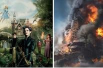 Miss Peregrine's Home for Peculiar Children/Deepwater Horizon/The Magnificent Seven