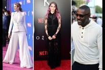 Blake Lively, Sofia Hublitz and Idris Elba