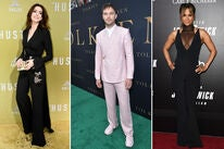 Anne Hathaway, Nicholas Hoult, Halle Berry