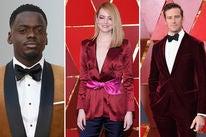 Daniel Kaluuya, Emma Stone and Armie Hammer