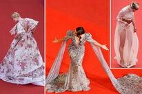 Elle Fanning, Hina Khan, Amber Heard