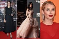 Felicity Jones, Angelababy, Emma Roberts