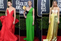 Scarlett Johansson, Charlize Theron, Sienna Miller
