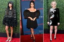 Jameela Jamil, Selena Gomez, Elisabeth Moss