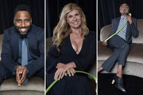 John David Washington, Connie Britton, Billy Porter
