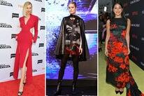 Karlie Kloss, Brie Larson, Gina Rodriguez