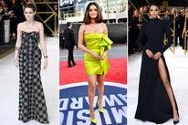 Kristen Stewart, Selena Gomez, Ella Balinska
