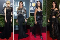 Nicole Kidman, Allison Janney, Kerry Washington and Salma Hayek