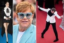 Shailene Woodley, Elton John, Richard Madden