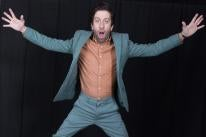 Actor Simon Helberg at the Annual Grants Banquet 2016