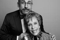 Carol Burnett, Steve Carell