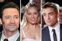 Hugh Grant, Sienna Miller and Robert Pattinson