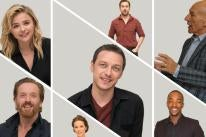 Chloe Grace, James McAvoy, Ryan Gosling, Patrick Stewart, Kate Beckinsale, Anthony Mackie