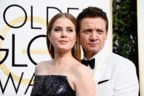 AmyAdams and Jeremy Renner