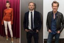 Zendaya, Charlie Hunnam and Kevin Bacon