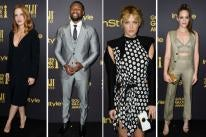 Jessica Chastain, Trevante Rhodes, Riley Keough and Carly Chaikin