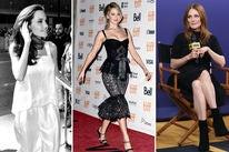 Angelina Jolie, Jennifer Lawrence and Julianne Moore