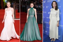 Dakota Fanning, Daisy Ridley and Angelina Jolie