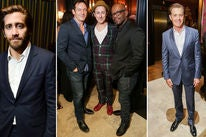 Jake Gyllenhaal, Jason Isaacs, Alan Cumming, Lennie James and Kyle MacLachlan