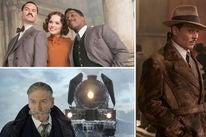 Manuel Garcia-Fulfo, Daisy Ridley, Leslie Odom Jr., Kenneth Branagh and Johnny Depp