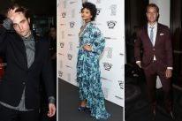 Robert Pattinson, Kiersey Clemons and Justin Hartley
