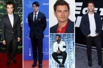 Robert Pattinson, Aaron Kwok, Orlando Bloom, John Boyega and Scott Eastwood